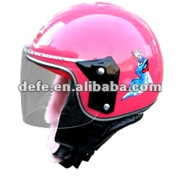 DOT Standard half face Kid Helmet
