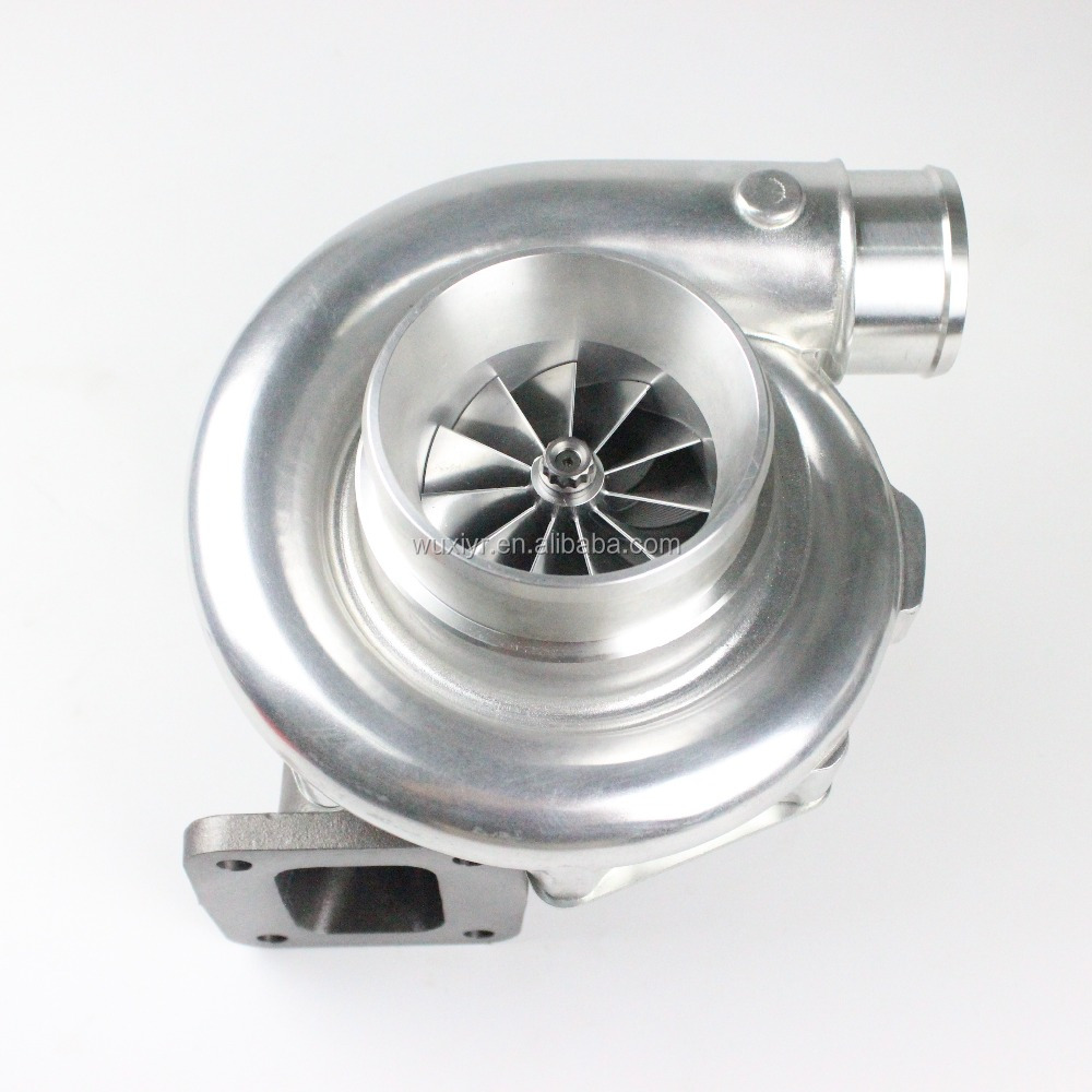 "T76 T4 turbine .96 A/R Comp .80 A/R Oil Cold 3"" v band <strong>1000</strong>+HP Turbo Charger"