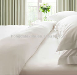 5 star hotel 100%cotton bed linen queen size bed cover
