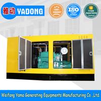 500kw KTA19-G8 diesel generator silent sound proof generator