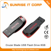 Good after sale service fashionable SanDisk 8gb flash drive usb