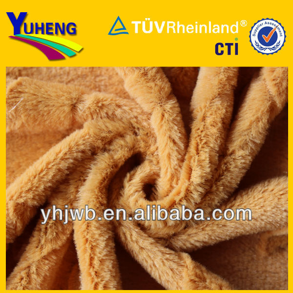 Changshu Textile,Textile Leather Product,8mm PV Plush