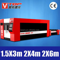 Eastern laser cutter steel / fiber laser cutting 500W 1KW 2KW / metal laser cutting machine Asia