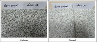 G603 Grey Standard Granite Slab Size