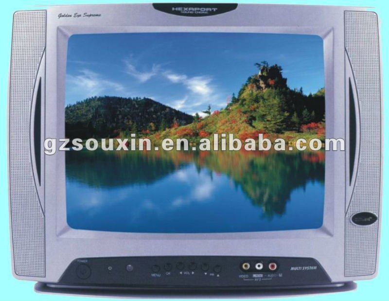 21inch crt tv for hotel use