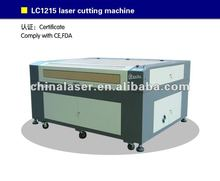 chinese laser cutter machine LC1490 / roland printing and cutting machine