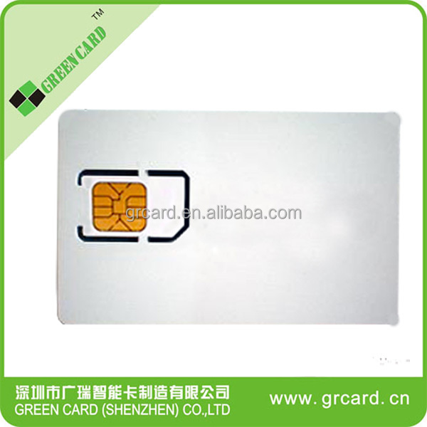 2016 4G LTE SIM Card With Card Reader and Writer