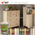 S-8020 Single component water-based transparent wood primer for furniture, wood paint for outdoor furniture