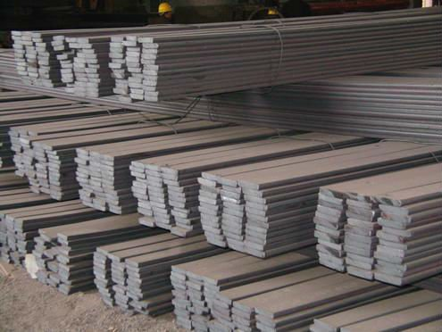 Q235 hot rolled flat bar flat steel with free samples