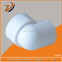ISO 90 Degree Elbow pipe fitting and ppr tube pipe