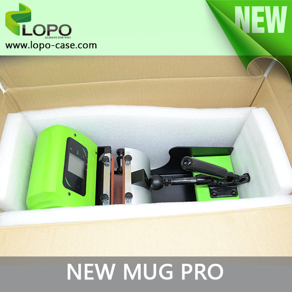 Galaxy new mug pro, sublimation heattransfer machine for sale