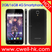 High Quality HOMTOM HT3 PRO 4G Smartphone 5.0 inch Android 5.1 MTK6735P Quad Core Cell Phone
