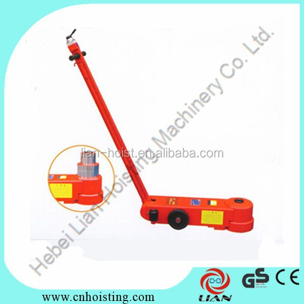 200 ton dump hydraulic jack for trucks
