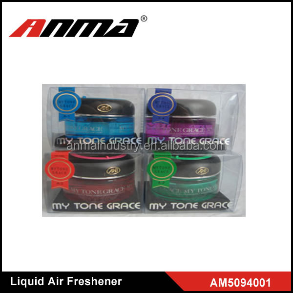 High quality ! ANMA Liquid perfume for car , car liquid car air freshener