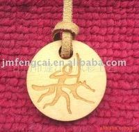 Wood/Bamboo Label & Hang Tag & Swing tag