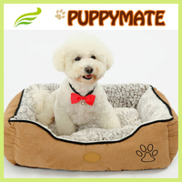 2016 New Design Luxury Comfortable Waterproof Fabric Pet Dog Bed /Dog Cushions