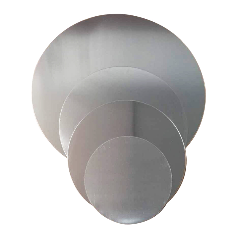 Factory AL 1050 1060 1100 3003 3004 3005 3104 3105 <strong>H0</strong> Perforated Aluminum Sheet Circle DISC for Cookwares Fry Pan Manufacture