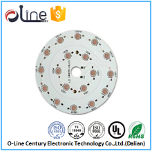 Good quality Double-side 1.0mm OSP led star board pcb