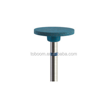 RD2313 Rubber diamond polisher HP shank ( dental polisher and tooth polisher) Special for zirconia/porcelain workpiece
