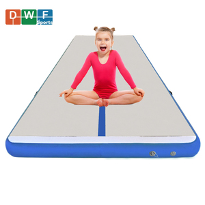 3M 5M 6M 8M 10M 12M inflatable gym air tumble track air tumbling mat home airtrack for gymnastics