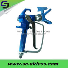 Your best choice! High pressure Airless paint spray gun