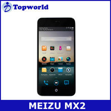 Quad Core mtk6589 4.4 Inch HD Screen 2GB RAM 16GB ROM Flyme 2 8 MP Camera Russia language MEIZU MX2