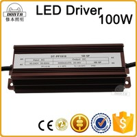 IP65 constant current led driver 100w 36V 3000mA With CE