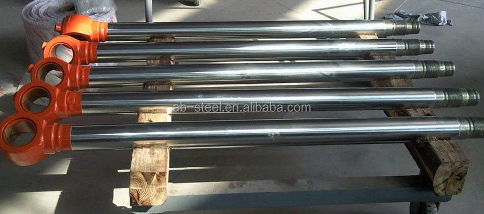 20Mn Hard Chrome Plated Steel Bar For Hydraulic Cylinder