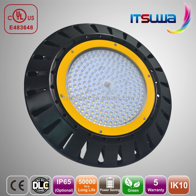 New design industrial Lamp IP65 200W 300w led linear high bay light