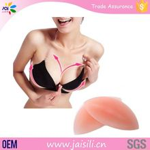 China gold supplier high quality silicone one size bra insert fits all bra
