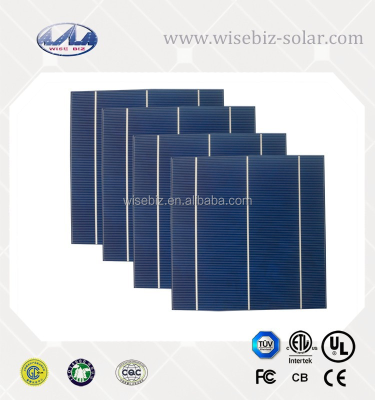 small solar cell polycrystalline