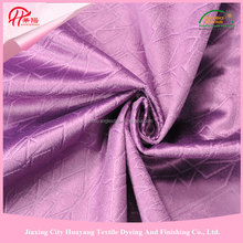 Lovely good hand feeling purple light-colored fabrics for toys