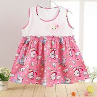Good performance Free sample china factory direct sale baby dresses girls without dress