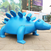 Outdoor Playground Robotic Dinosaur Statues For Science Exhibition