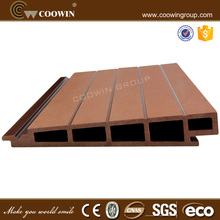 anti-cracking wood plastic composite wpc slats/wall panel