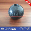 FDA certification silicone ball with spikes hollow rubber ball with hole