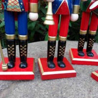 2017 New Christmas Decorations Wooden Crafts