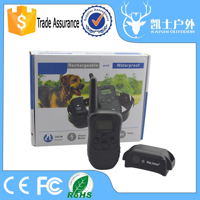 Factory dog beeper, new remote vibrating dog, innovative pet products with waterproof