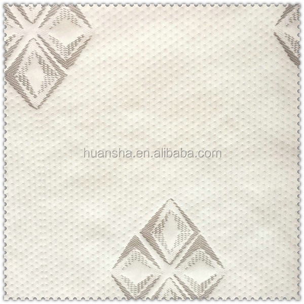 Good Quality Mattress Polyester Fabric for Making Bed Polyester Knit Fabric from China