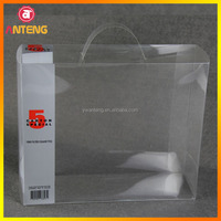 PVC/PP high quality customized clear plastic packaging box