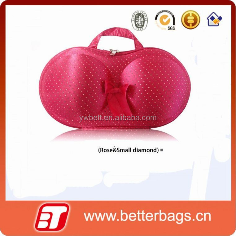 2016 woman storage box wholesale the cheapest eva bra bag for sex woman