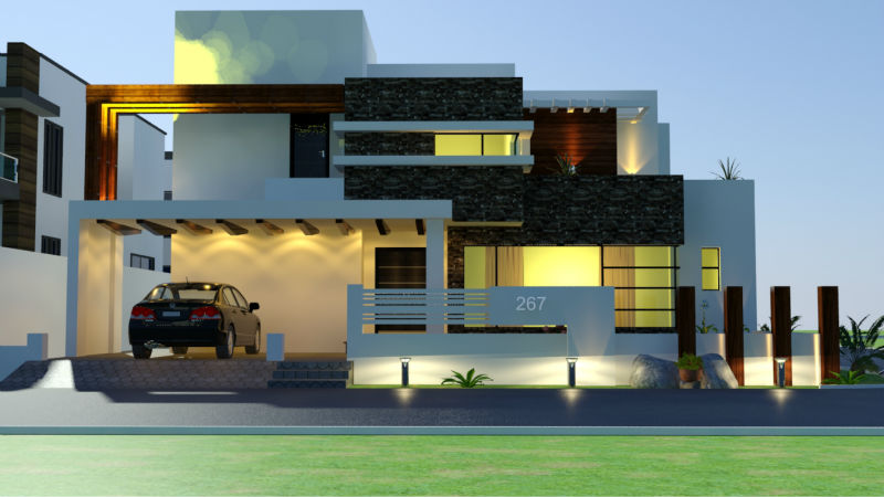 Architectural planning and 3D rendering,Saudi arabia