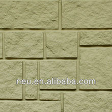 PU simulated rock panel natural stone artificial stone stacked flexible stone veneer