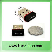 High Quality total new chip rtl8188 wireless usb wifi adapter 150Mbps WI-FI networking card_N