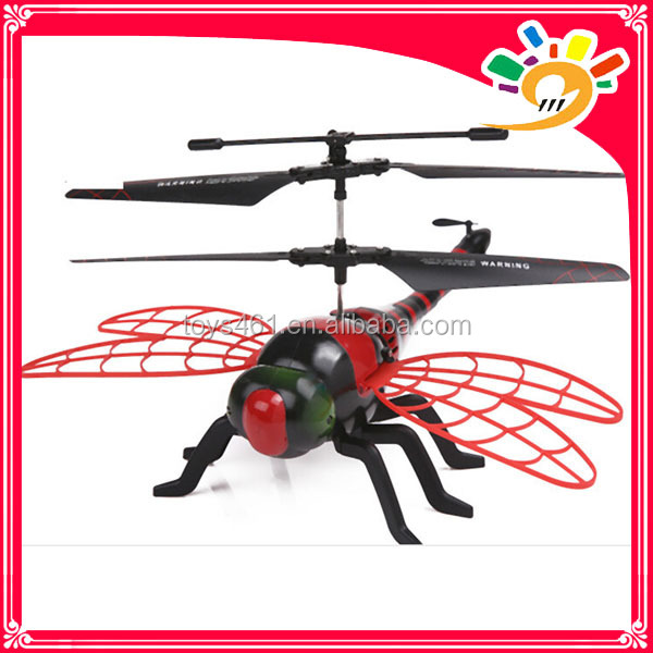 4.5CH RC dragonfly Mini Flyer S700 Infrared mini rc flying insect toy