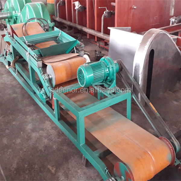 High capacity rubber powder fine grinder/finer rubber powder mill/waste tyre recycling line for sale