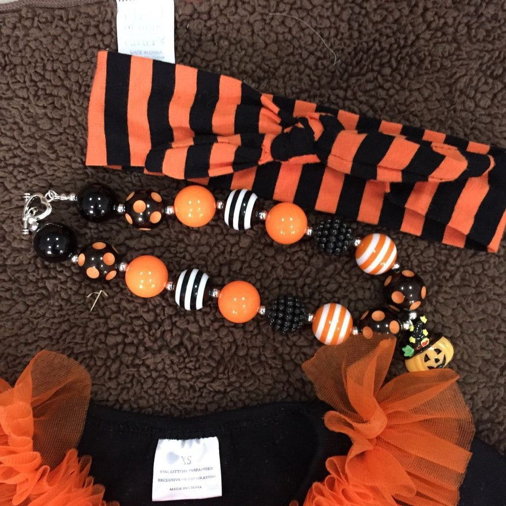 kids Halloween dress girls boutique dress girls chiffon ruffle dress sequin pumpkin dress jack-o-lantern dress girls party dress