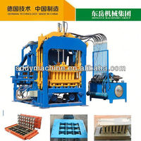 QT4-15 small business opportunity price in india brick block machine