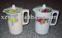 melamine cool water pot, melamine tea pot