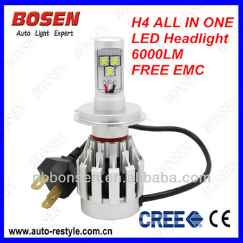 60W G3 All In One LED Headlight
